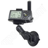 NPI RAM GPS V Series Locking Suction Cup Mount
