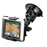 RAM Mount Garmin nuvi 500 Series Locking Suction Cup Mount