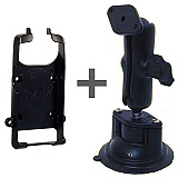 RAM Mount eMap Series Locking Suction Cup Mount
