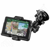 RAM Mount Garmin nuvi 3550LM 3590LMT Suction Mount RAM-B-166-GA53U