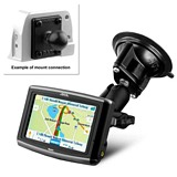 RAM Mount Roadmate Series Locking Suction Cup Mount