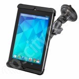 RAM Mount Apple iPad LifeProof Lifedge Case Suction Cup Mount Tab-Tite 17