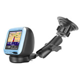 NPI RAM TomTom GO 300 700 Locking Suction Cup Mount