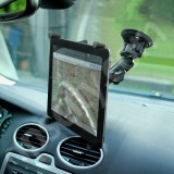 RAM Mount Universal X-Grip III iPad Tablet Locking Suction Cup Mount RAM-B-166-UN9U