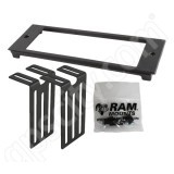 RAM Mount A78 RAM Custom Faceplate for Console RAM-FP3-6300-2170