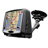 RAM Mount Plastic Lowrance iWay Snap Link Suction Mount
