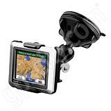 RAM Mount Garmin nuvi 500 Series Grip-Lock Suction Cup Mount