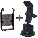 NPI RAM Apple iPod classic Suction Cup Mount