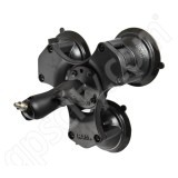 RAM Mount Triple Suction Cup Camera Thread B-Ball Mount RAP-B-365-224-237U