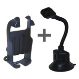 NPI RAM eTrex Gooseneck Suction Mount RAP-105-6224-GA5U