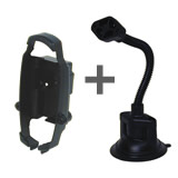 NPI RAM Magellan Sportrak Gooseneck Suction Mount RAP-105-6224-MA3U