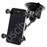 RAM Mount Universal X-Grip Snap-Link Locking Suction Cup Mount