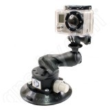 RAM Mount GoPro Adapter Vacuum Suction Cup Mount