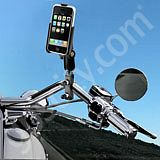 RAM Mount iPhone 3G 3GS Kit Motorcycle Mount RAM-B-174-7-AP6