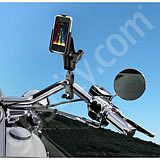 RAM Mount Apple iPod Touch Motorcycle Mount G2 RAM-B-174-7-AP7