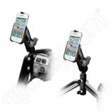 NPI RAM Apple iPhone 4 Motorcycle Mount Kit RAM-B-174-AP9U
