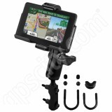 RAM Mount Garmin nuvi 3550LM 3590LMT Motorcycle Mount Kit RAM-B-174-GA53U