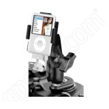 RAM Mount Apple iPod Nano G3 Motorcycle Fork Stem Mount