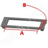 RAM Mount A02 RAM Custom Faceplate for Console RAM-FP3-7100-2000