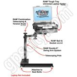 RAM Mount Dodge Caravan Vehicle Laptop Mount RAM-VB-175-SW1