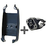 RAM Mount iFinder H2O Bike Rail Mount