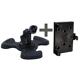 RAM Mount Side Clamp PDA Non-Skid Mount