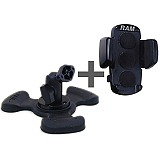 RAM Mount Universal Small Cradle Non-Skid Mount