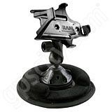 NPI RAM Garmin GPSMAP x76 x78 Series Non Skid Suction Mount