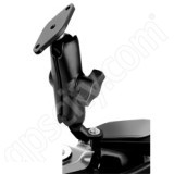 RAM Mount Cradle Plate Motorcycle Mini Mount RAM-B-180U