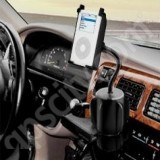 RAM Mount Apple iPod Classic Cup Holder Mount RAP-299-2-AP1U