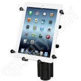RAM Mount Universal X-Grip III Tablet Vehicle Cup Holder Mount RAP-299-2-UN9U