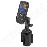RAM Mount Motorola MC45 Vehicle Cup Holder B-Ball Mount