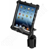 RAM Mount Apple iPad LifeProof Lifedge Case Vehicle Cup Holder Mount Tab-Tite 17