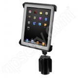 RAM Mount Tab-Tite-3 Apple iPad Vehicle Cup Holder B-Ball RAP-299-3-B-TAB3U