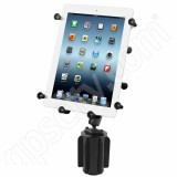 RAM Mount Universal X-Grip III Tablet Vehicle Cup Holder B-Ball RAP-299-3-B-UN9U