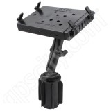 RAM Mount Netbook Tablet Mount Tough Tray Vehicle Cup Holder RAP-299-3-C-234-6U