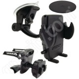 Arkon Mega Grip Windshield Dashboard and Air Vent Mount