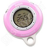 Bushnell Backtrack Personal Locator Grey and Pink