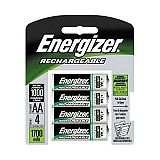Energizer 4AA Rech. Battery