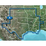 Garmin microSD Inland Lakes South Central U.S. LUS004