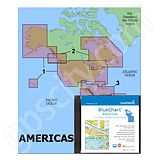 Garmin Americas BlueChart CD v2008.5