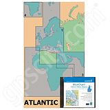 Garmin Atlantic BlueChart Small CD v2008.5