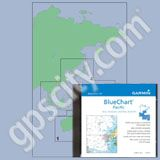 Garmin Pacific BlueChart CD v9.5