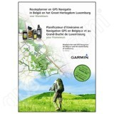 Garmin Cycling Routeplanner Belgium and Luxembourg CD