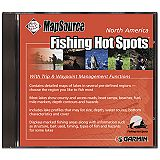 Garmin CD Fishing Hot Spots v4.0