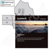 Garmin CD Michigan LakeMaster v3