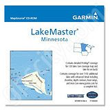 Garmin CD Minnesota LakeMaster v4