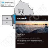 Garmin CD Minnesota LakeMaster v5