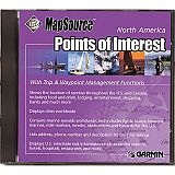 Garmin Points of Interest CD