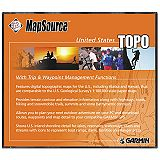Garmin Topographic 100K USA CD